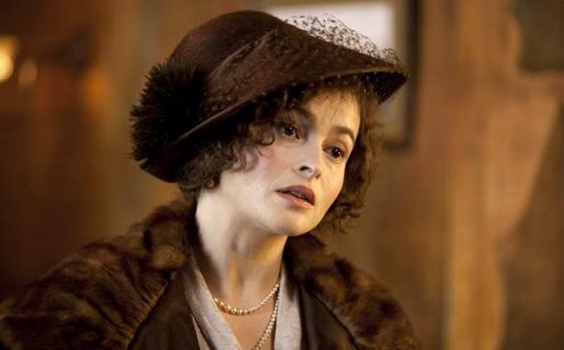 Helena Bonham Carter jako księżniczka Małgorzata. Zdjęcia z 3. sezonu The Crown
