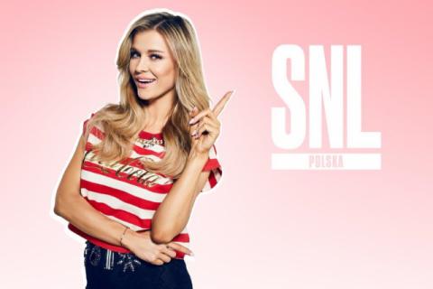 Zobacz zabawną zapowiedź SNL Polska w wykonaniu Joanny Krupy