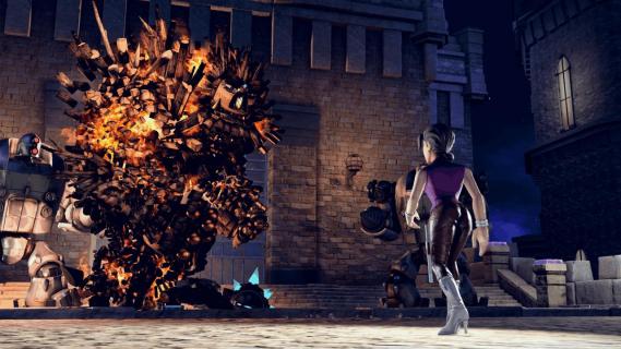 Platformowy Knack i niezależne Rime w lutowym PlayStation Plus