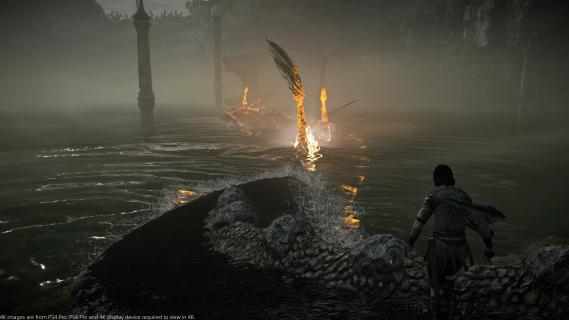 Shadow of the Colossus: nostalgia w 4k – recenzja gry