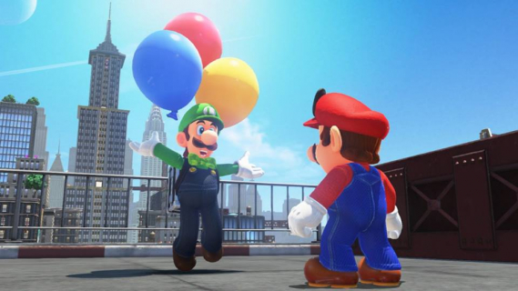 Super Mario World z aktualizacją 1.20. Nowe stroje, filtry i Balloon World