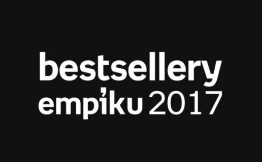 Poznaliśmy zwycięzców Bestsellerów Empiku 2017