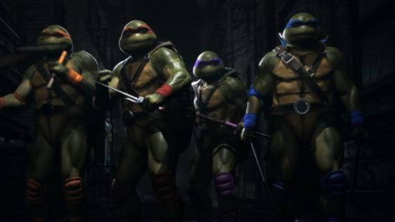 Wojownicze Żółwie Ninja z gościnnym występem w Injustice 2. Zobacz zwiastun