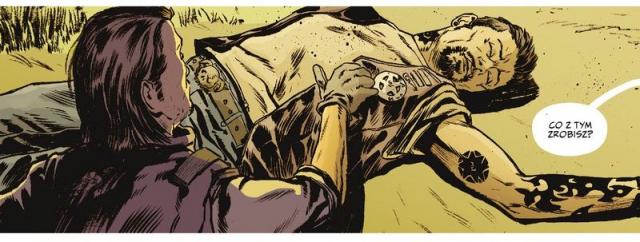 Ukazał się 1. tom komiksowej serii Briggs Land. Obejrzycie plansze