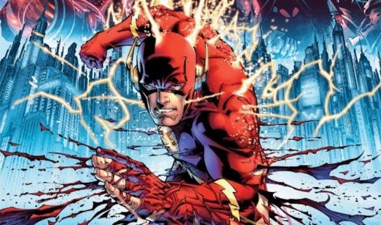 Flash - film o bohaterze nie wprowadzi konfliktu znanego z komiksu Flashpoint?
