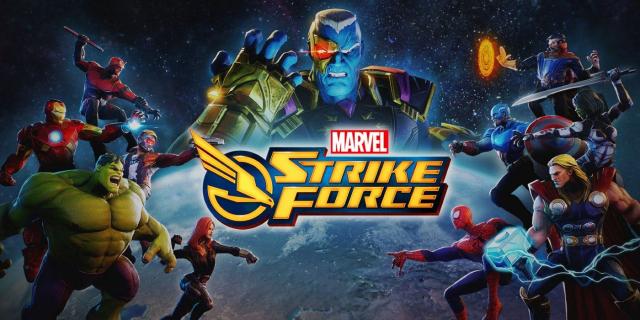 Marvel Strike Force zadebiutowało. Mobilne RPG z bohaterami Marvela
