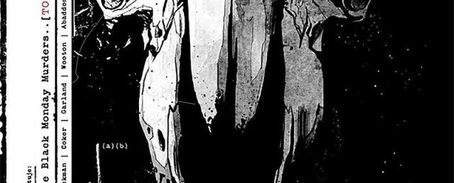 The Black Monday Murders #01: Chwała mamonie – recenzja komiksu