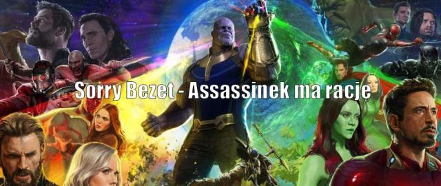 Moje Kinowe Uniwersum Marvela – Piotr Piskozub
