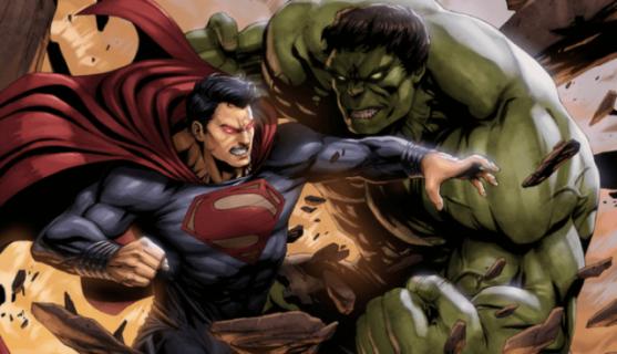Mordobicie. Wojna superbohaterów. Marvel kontra DC – recenzja książki