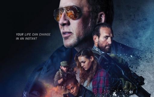 Nicolas Cage z kłopotami w filmie 211. Zobacz zwiastun