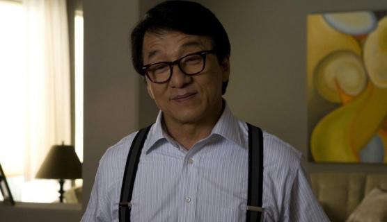 Jackie Chan w obsadzie dubbingu animacji Wish Dragon