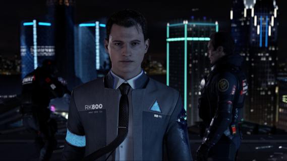 Pecetowe wydania gier Quantic Dream z datami premiery