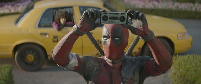 Deadpool 2 – zobacz wpadki z planu filmu w zabawnym wideo
