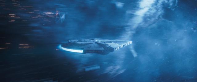 Han Solo: Gwiezdne Wojny historie – plakat z Cannes i skecz z Lando