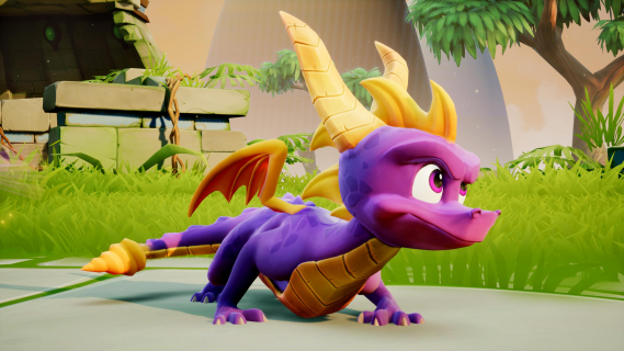 Spyro Reignited Trilogy oficjalnie zapowiedziane. Zobacz zwiastun gry