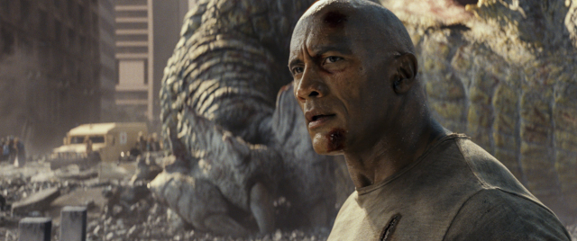 Box Office: Rampage: Dzika furia podbija kina