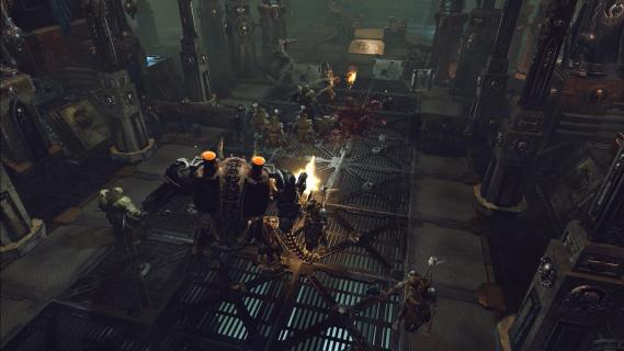 Warhammer 40,000: Inquisitor – Martyr opóźnione. Gra zadebiutuje w czerwcu