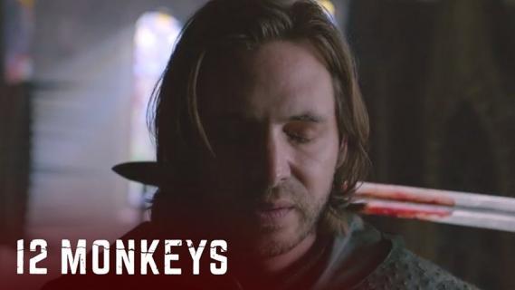 Koniec jest bliski. Teaser 4. sezonu serialu 12 małp