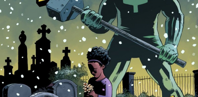 Czarny Młot #02: Wydarzenia – recenzja komiksu