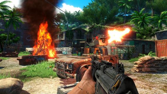 Odświeżony Far Cry 3 już dostępny. Zobacz zwiastun premierowy gry