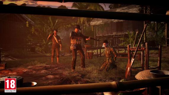 Do Far Cry 5 nadciągają Mroczne godziny. Zobacz zwiastun dodatku
