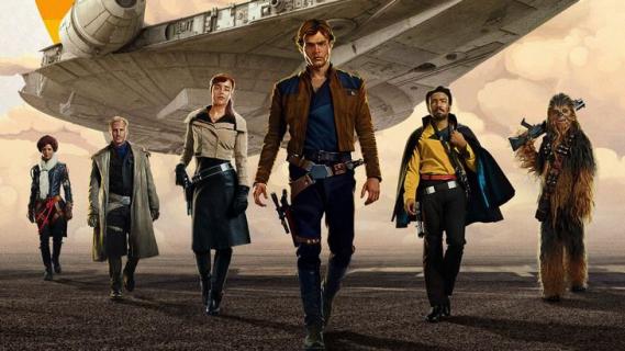 Box Office: Han Solo może pobić rekord w weekend. Co z Deadpoolem?