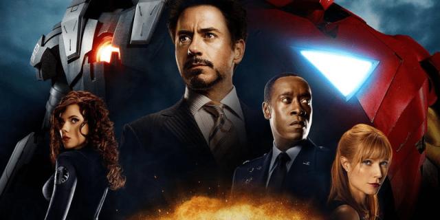 Iron Man 2 – Czarna Wdowa i War Machine mogli wyglądać inaczej. Oto szkice