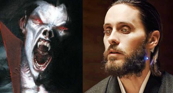 Morbius: The Living Vampire – Jared Leto zakończy prace na planie już w maju