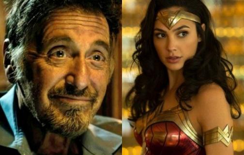 Gal Gadot jako Wonder Woman ma w sobie coś szczególnego? Tak twierdzi Al Pacino