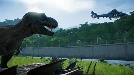 Jurassic World: Evolution z dodatkiem. Zobacz zwiastun Sekretów dr. Wu