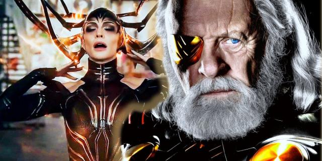 Teoria: Po co Odynowi Kamienie Nieskończoności? Avengers 4 – nowy fanart