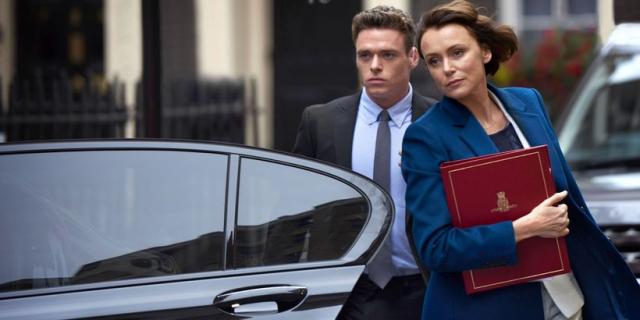Bodyguard – Richard Madden o rozmowach na temat 2. sezonu serialu