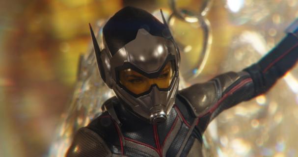 Ant-Man i Osa – jest opis drugiej sceny po napisach