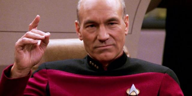 Stark Trek: Picard - tytuł potwierdzony. Oto oficjalne logo serialu