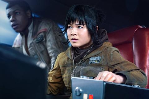 Gwiezdne Wojny - Rose Tico mogła zagrać aktorka z X-Men: Apocalypse