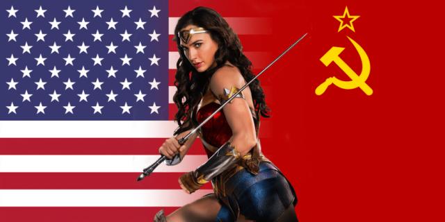 Plan Wonder Woman 1984 – Diana w ogniu bitwy i Kristen Wiig. Zobacz zdjęcia