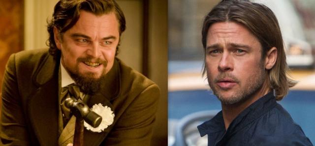Brad Pitt i Leonardo DiCaprio odrzucili role w filmie Tajemnica Brokeback Mountain