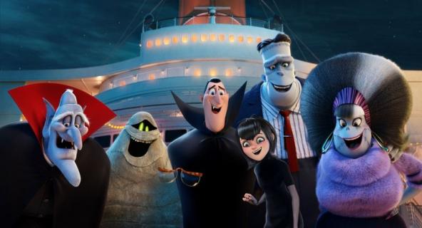 Box Office: Hotel Transylvania 3 wygrywa. Kiepski start Drapacza chmur