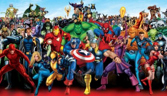 Marvel – oto najpotężniejszy heros w historii uniwersum w komiksach