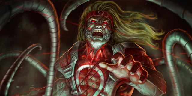 Tak prezentuje się Omega Red z usuniętej sceny w filmie Deadpool 2