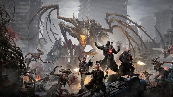 Remnant: From the Ashes. Zwiastun nowego projektu twórców Darksiders III