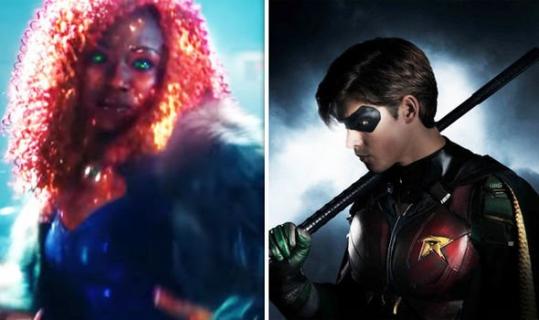 DC Universe chce być jak Netflix. 13 odcinków Titans w ten sam dzień?