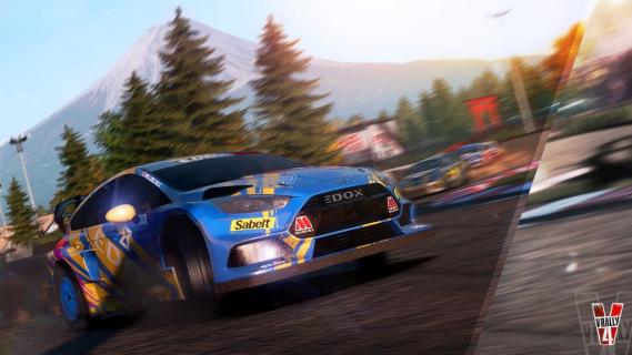 V-Rally 4 to nie tylko rajdy. Nowy zwiastun gry