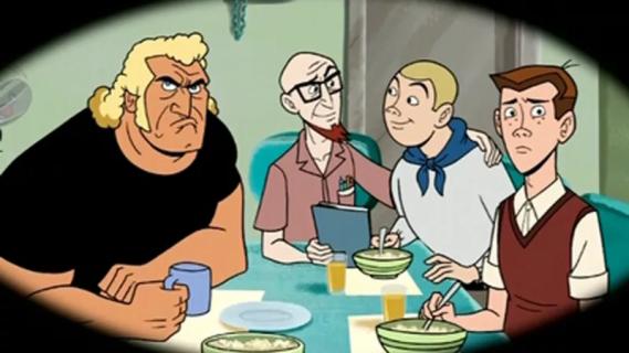 The Venture Bros. - Adult Swim kasuje popularny serial po 17 latach