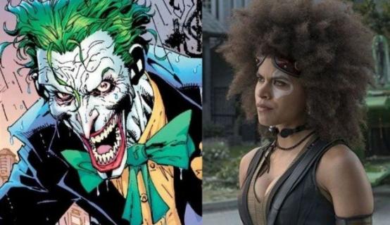 Joker może zakochać się w Zazie Beetz. Aktorka prowadzi rozmowy