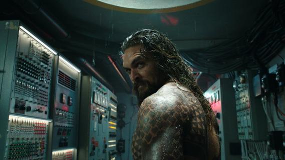 Jason Momoa ma już plan na film Aquaman 2