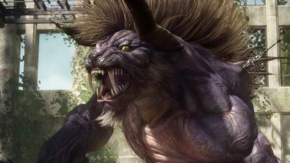 Monster Hunter World: Tak wygląda walka z potworem z Final Fantasy
