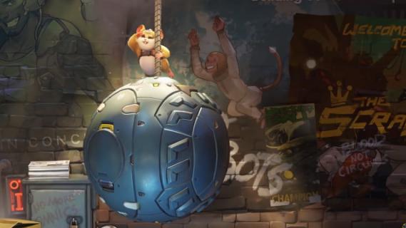 Overwatch: Hammond – Burzyciel zadebiutował w grze