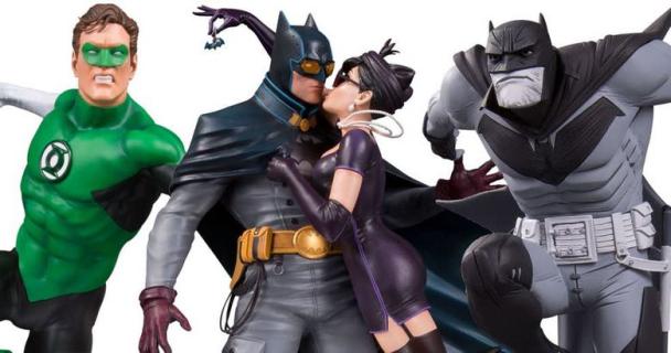 Lubicie czy nie, ale te figurki od DC chcielibyście mieć na półce – oto zdjęcia