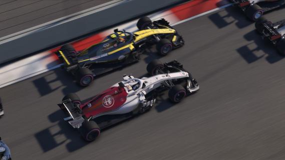 F1 2018: Nico Hülkenberg przedstawia tor Hockenheimring